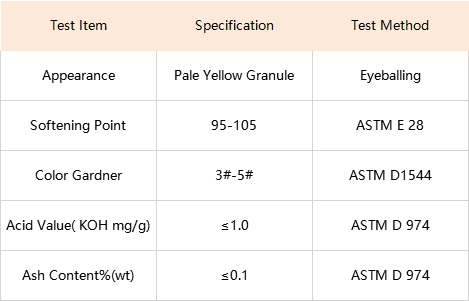 Resin C5 HC52100 For Hot Melt Road Marking Paint