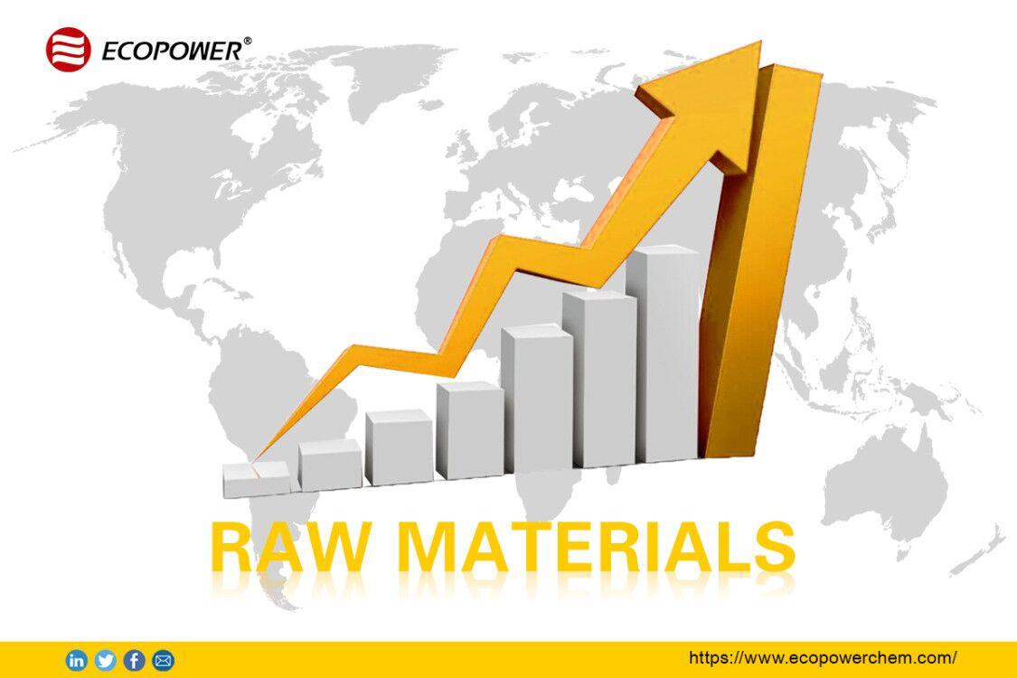 ECOPOWER: Raw Materials