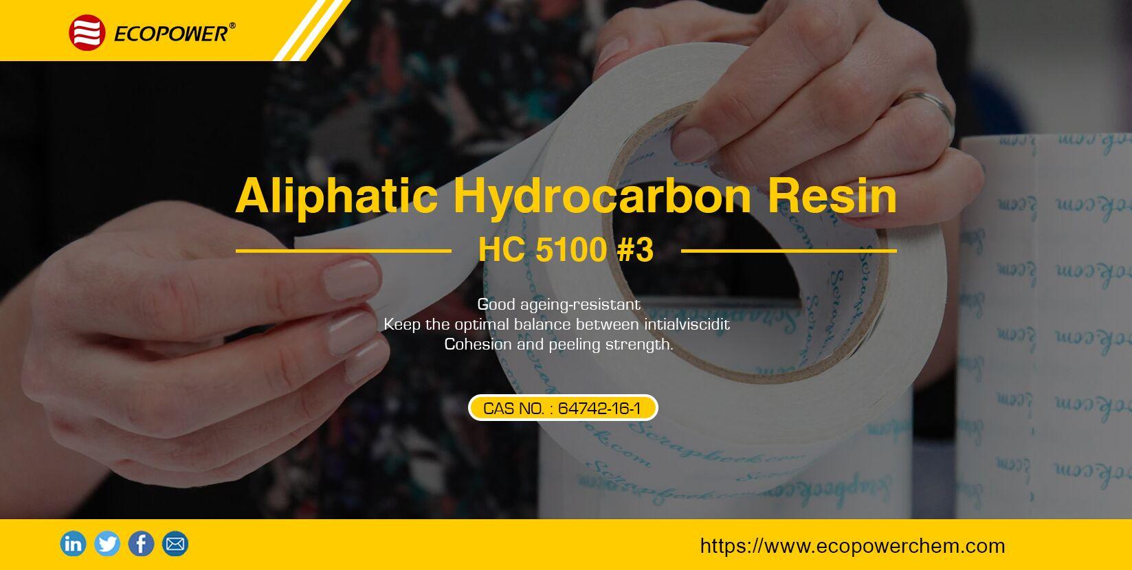 HC5100 Petroleum Resin C5
